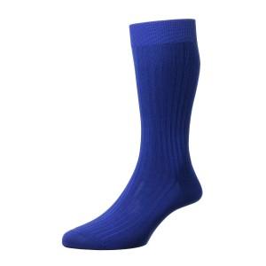 Pantherella Danvers Socks - Ultramarine