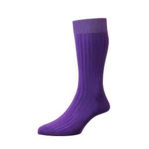 Pantherella Danvers Socks - Crocus