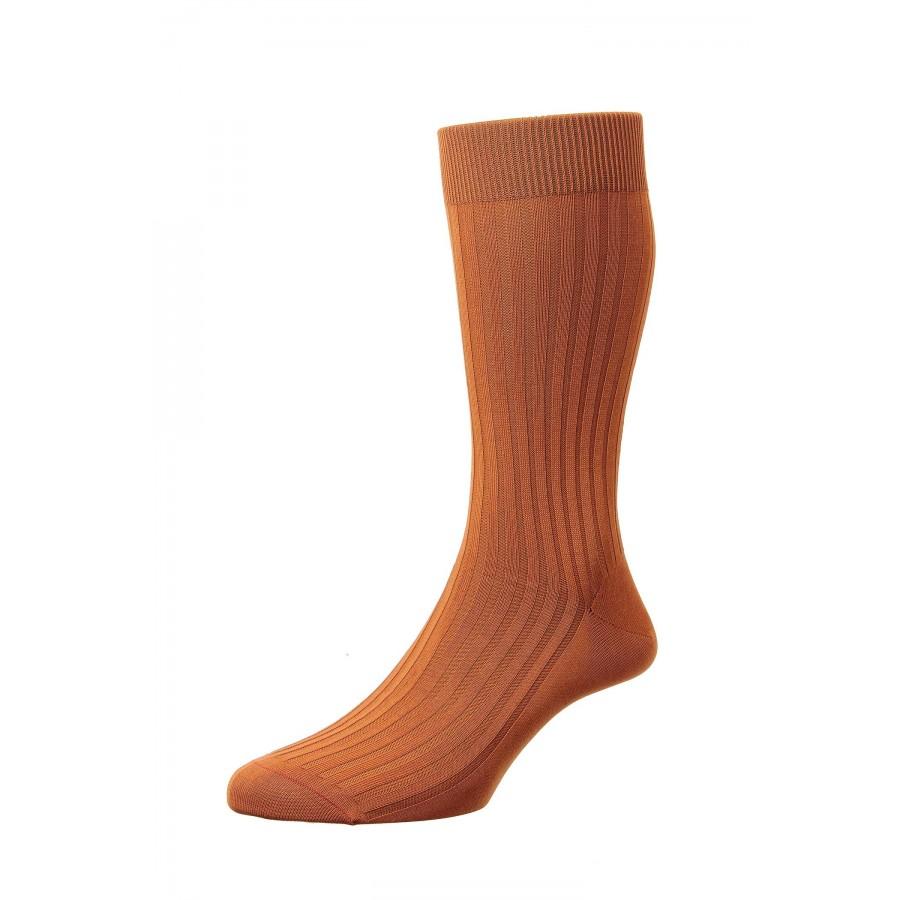 Danvers Socks - Tan Cumin