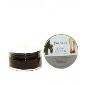 Dasco Cream Jar Dark Brown