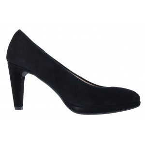 Gabor Doris 51.470 Shoes - Black Suede