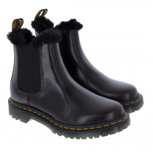 Dr. Martens 2976 Leonore Boots - Oxblood