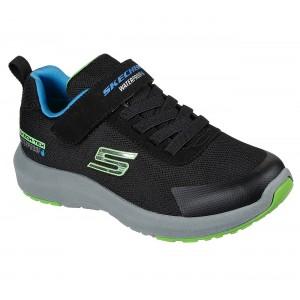 Skechers Dynamic Tread 403661L Trainers- Black