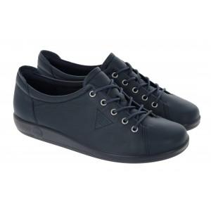 Ecco Soft 2.0 206503 Shoes - Marine