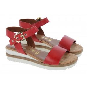 Tamaris Eda 28222 Sandals - Chili