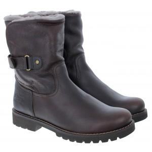 Panama Jack Felia Igloo Boots - Brown