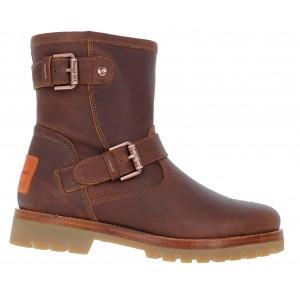Panama Jack Felina Igloo Boots- Bark