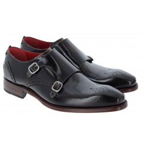 Jeffery West Freedom Monk Shoes - Brown