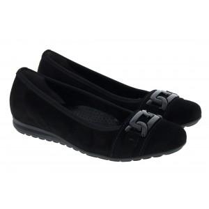 Gabor Smock 72.622 Shoes - Schwarz