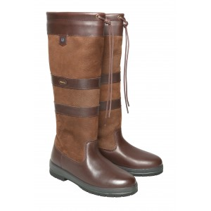 Dubarry Galway 3885 Country Boots - Walnut