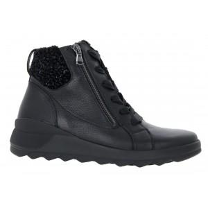 Waldlaufer  Jasmine 986802 Boots- Black