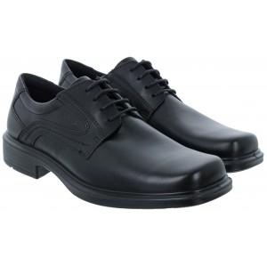 Ecco Helsinki Plain Toe 050144 Shoes - Black