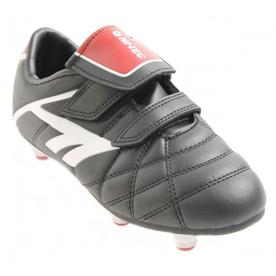 Hi-tec Pro Velcro SI JR - Black