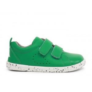 Bobux I-Walk Grass Court 6337 Shoes - Emerald