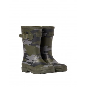 Joules Jnr Welly Print  209855 Wellies