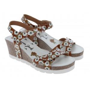 Panama Jack Julia Garden Sandals - Vintage
