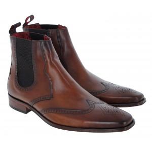 Jeffery West K454 Boots - Brown