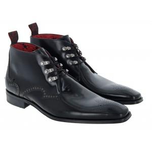 Jeffery West K497 Boots - Black