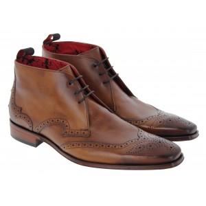 Jeffery West K527 Chukka Boots - Castano