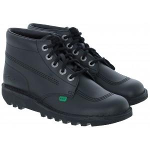 Kickers Kick Hi Mens Boots - Black