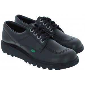 Kickers Kick Lo Men Shoes - Black