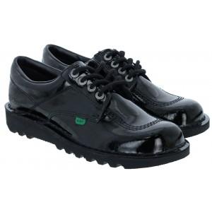 Kickers Kick Lo Womens 110688 Black (Blk) Patent
