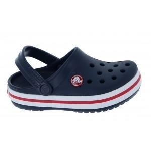 Crocs Kids Crocband Clogs - Navy