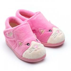Chipmunks Kiki Slippers - Pink