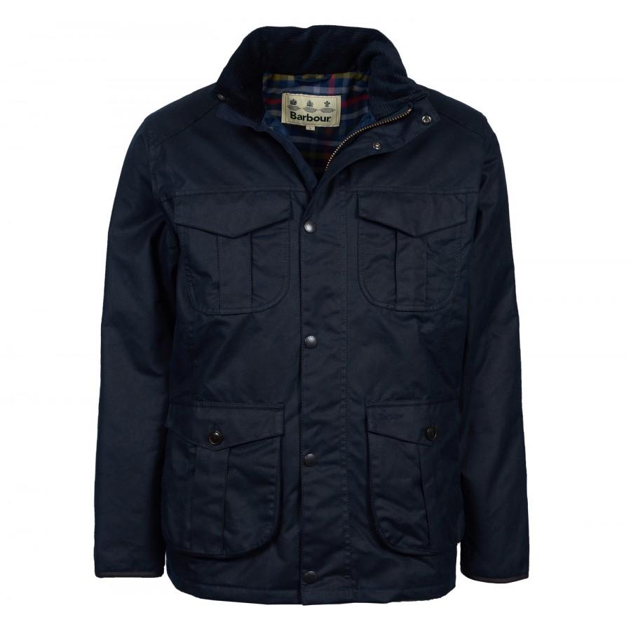 . Latrigg Waxed Cotton MWX1547 Jacket