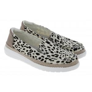 Hey Dude Lena D21950566 Shoes - Leopard