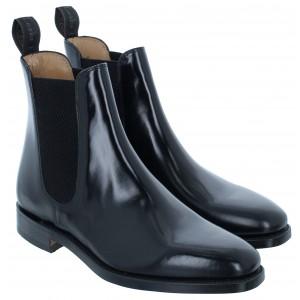 Loake 290 Boots - Black