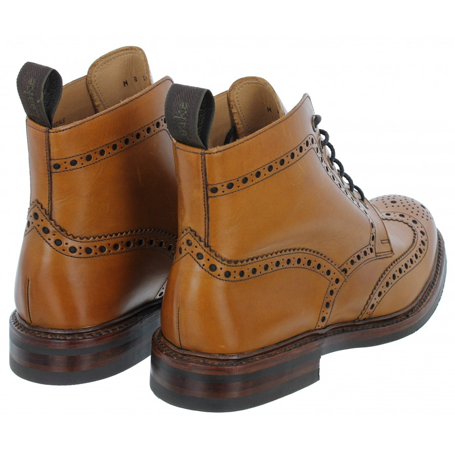 Bedale Boots - Tan