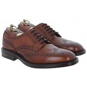 Loake Chester Shoes - Mahogany