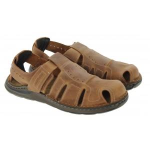 Josef Seibel Maverick 01 Sandals - Castagne