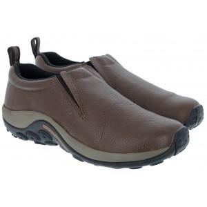 Merrell Jungle Moc Shoes - Black Slate