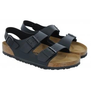 Birkenstock Milano Birko-Flor 34791 Sandals - Black