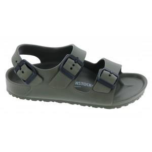 Birkenstock Milano EVA Sandals - Khaki