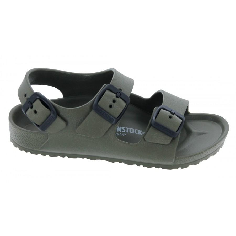 Milano EVA Sandals - Khaki