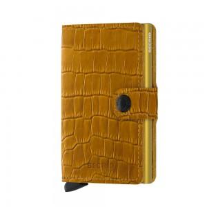 Secrid Mini Wallet Cleo - Ochre