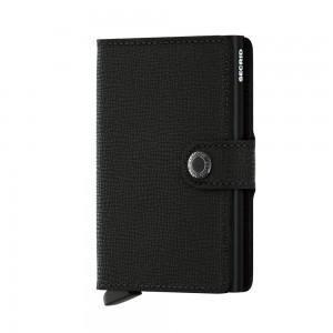 Secrid Mini Wallet Crisple - Black