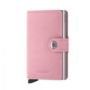 Secrid Mini Wallet Crisple- Pink