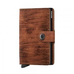 Secrid Mini Wallet Dutch Martin - Whiskey