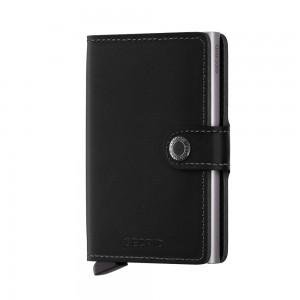 Secrid Mini Wallet Original - Black