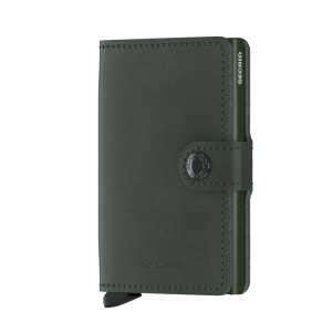 Secrid Mini Wallet Original - Green