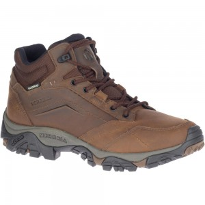 Merrell Moab Adventure Mid J91819 Boots- Brown