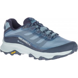 Merrell Moab Speed Gore-Tex J066856 Shoes - Altitude Grey