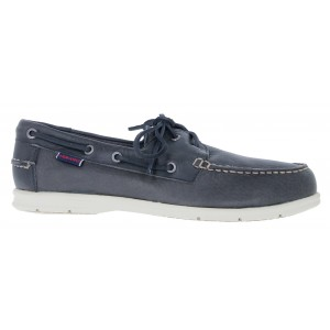 Sebago Naples 7000070 Shoes - Blue Navy
