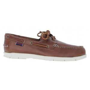 Sebago Naples 7000070 Shoes - Dk Brown