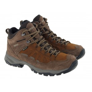 Meindl Nebraska Lady Mid GTX 3423 Boots - Dark Brown