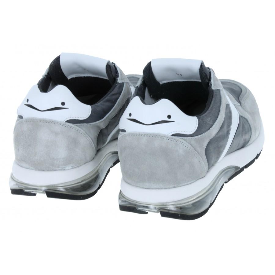 New Argo 2014700 Trainers - Grey Suede